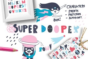Super Dooper kit