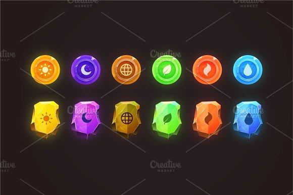 Element Stones