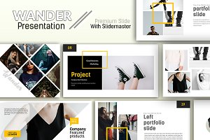 Wander Creative Keynote