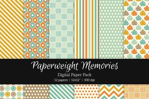 Patterned Paper - Sweet Surrender