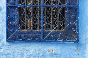 Streets and details of Tangier