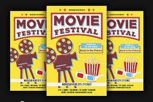 Movie Festival / Night Flyer