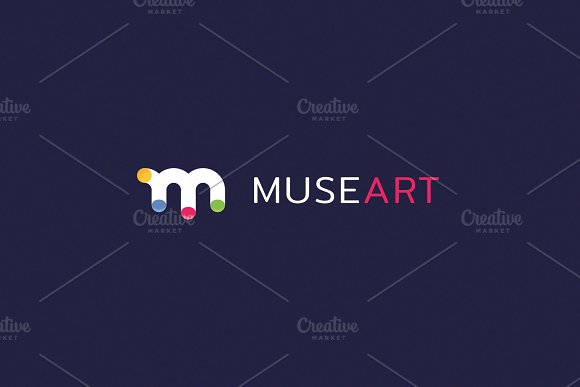 Museart Logo Brand Design