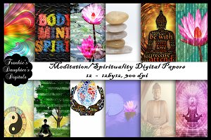 SALE$3Meditation/Spirituality Papers