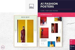 Grand Fusion - A1 Fashion Posters