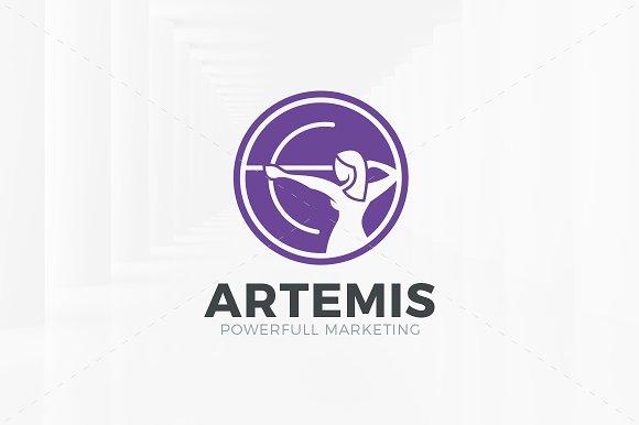 Artemis Logo Template