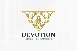 Devotion Logo Template v2