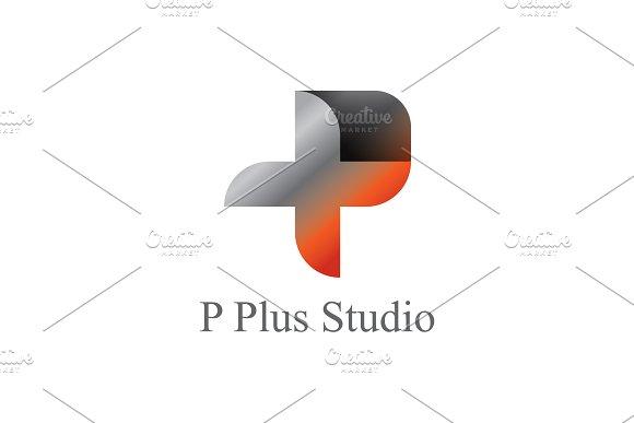 P Plus Studio Logo
