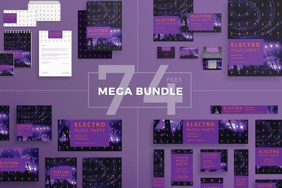 Mega Bundle | Music Party