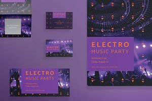 Print Pack | Music Party