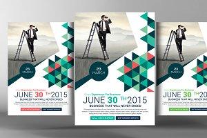 Smart Corporate Business Flyer