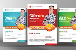 Business Developers Flyer