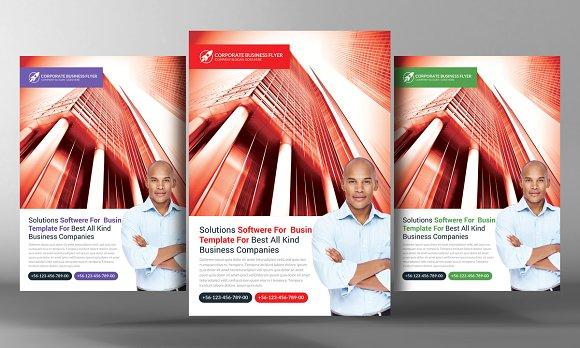 Modern Agency Business Flyer
