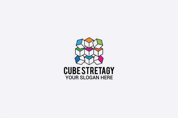 CUBE STRETAGY