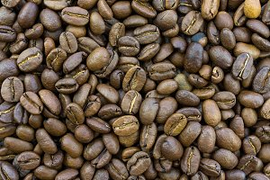 texture of coffee
