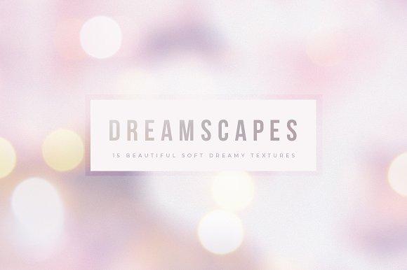 Dreamscape Dreamy Pastel Textures