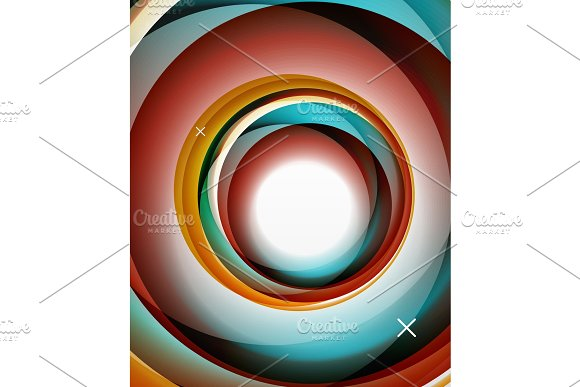 Vector transparent color wave lines abstract background, glossy glass waves, vector abstract backgrounds, shiny light effects templates for web banner, business or technology presentation background or elements in Illustrations