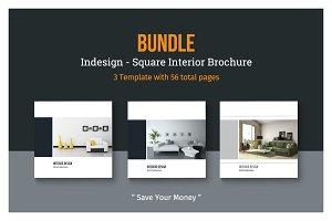 Bundle - Square Interior Brochure