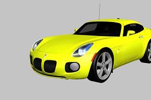 Pontiac Solstice GXP 2009
