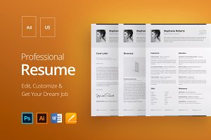 Professional Resume 1 H.HG