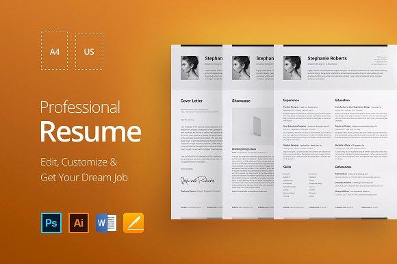 Professional Resume 1 H.HG