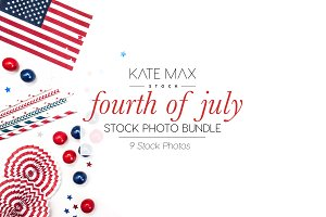 Fourth of July Stock Photo Bundle
