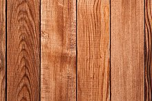 Wooden Planked Fence