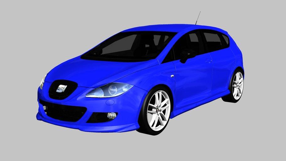 2010 Seat Leon Cupra R Vehicles Creative Market
