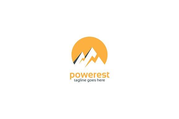 Power Mountain Logo