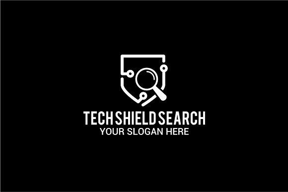 Tech Shield Search