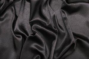 black silk fabric background
