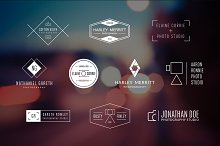 10 Photography Logos Vol. 2