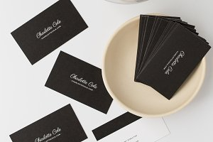 Charlotte Business Card Template