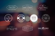 10 Photography Logos Vol. 5