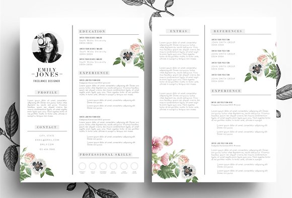 Kickresume   Perfect resume and cover letter are just a click away Etsy