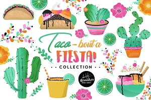 Taco Bout A Fiesta #2 Graphic Bundle