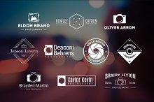 10 Photography Logos Vol. 13
