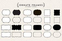 Ornate Decorative frames