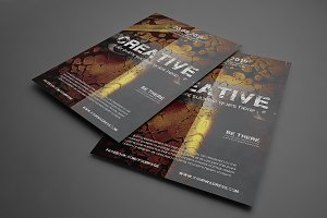 Multipurpose simple flyer template