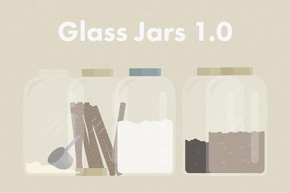 Glass Jars 1.0