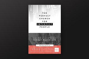 Church Essentials - Poster