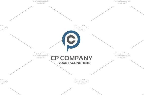 Cp Company Logo Template