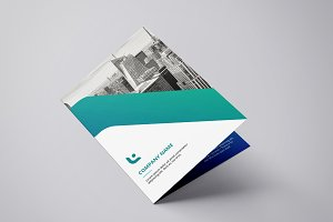 Bifold Business Brochure V798