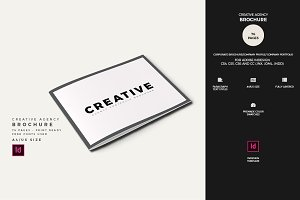 Agency Brochure template