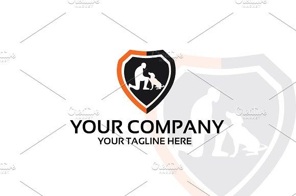 Veterinary Logo Template