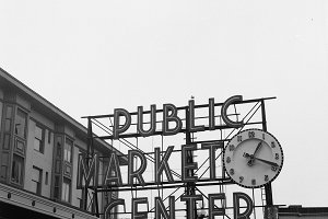 Pike's Place Market - Seattle
