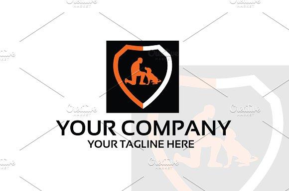 Veterinary Pet Logo Template
