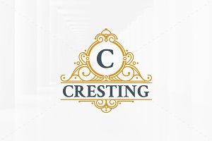 Luxury Crest - Letter Logo