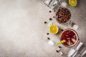 Espresso Tonic drink