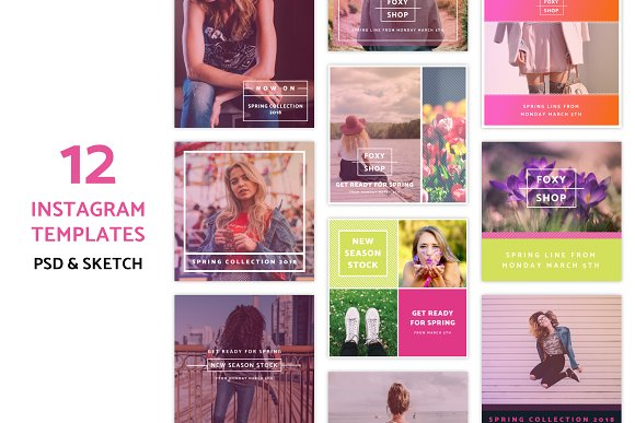 12 Instagram Spring Fashion Posts
